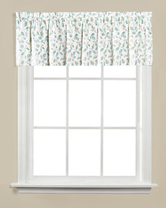 Gentle Wind Rod Pocket Valance - Multi 56x13 c42458- Marburn Curtains