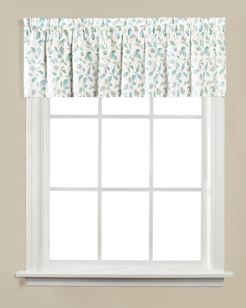 Gentle Wind Rod Pocket Tier - - Marburn Curtains