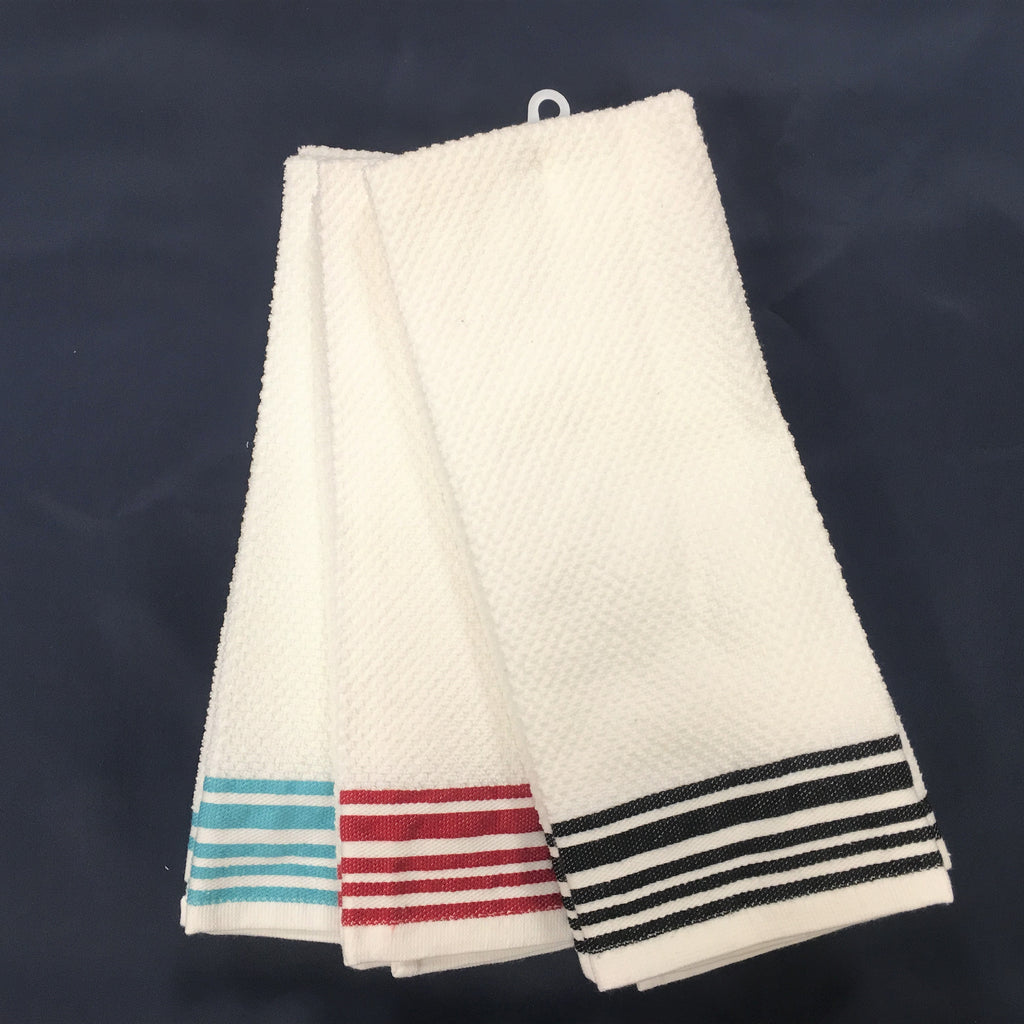 Bliss 2pc Cotton Kitchen Towel  Set