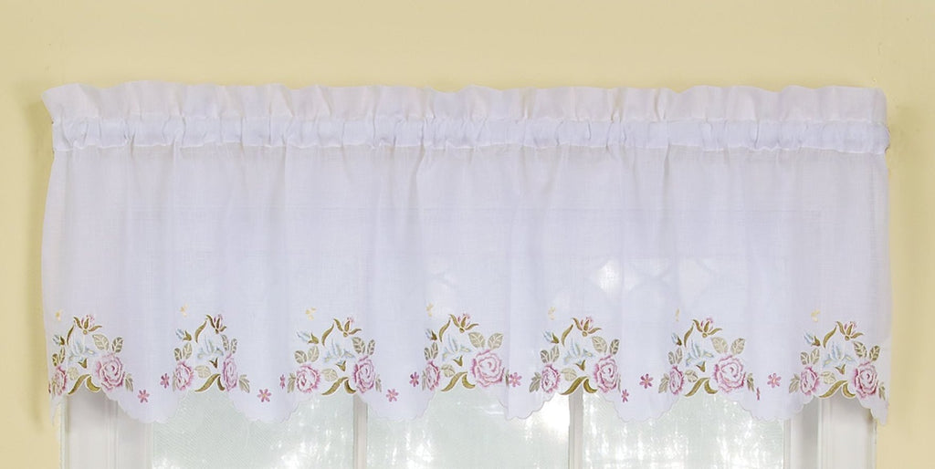Isabella Rod Pocket Valance