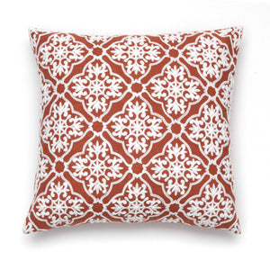 Jolene Decorative Toss Pillow - Spice C41164- Marburn Curtains