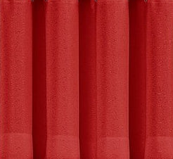 Monroe Grommet Valance - 052x020   Red  C44716- Marburn Curtains