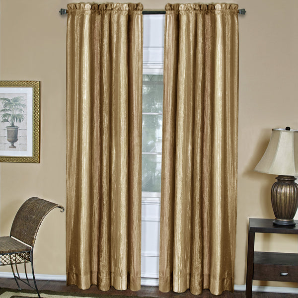 Ombre Rod Pocket Panel - Panel   050x063 Sandstone C31361- Marburn Curtains