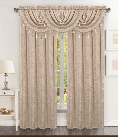 "Seville Rod Pocket Panel 84"" - - Marburn Curtains"