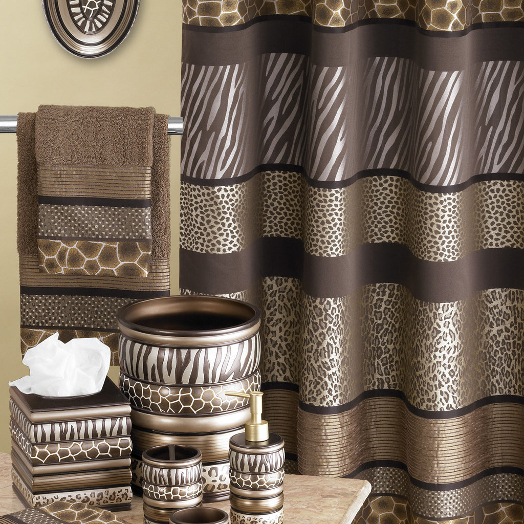 Safari Fabric Bath Collection