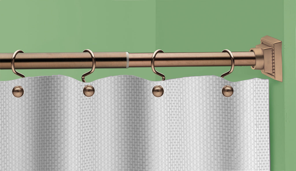San Tropez Shower Tension Rod