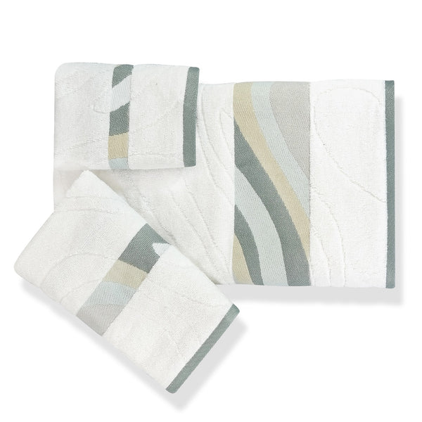 Sand Stone Fabric Bath Collection - - Marburn Curtains