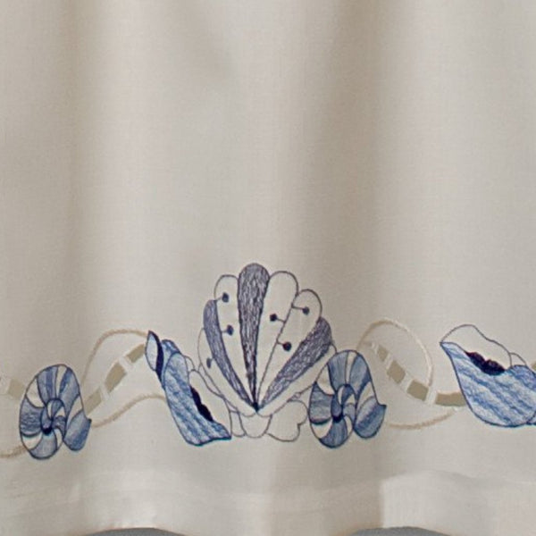 Sea Breeze Rod Pocket Valance - - Marburn Curtains