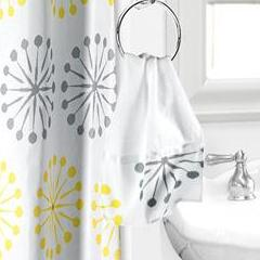 Starburst 3 pc Towel Set