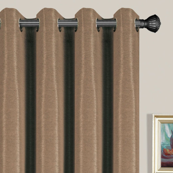 Tivoli Room Darkening Grommet Panel - - Marburn Curtains