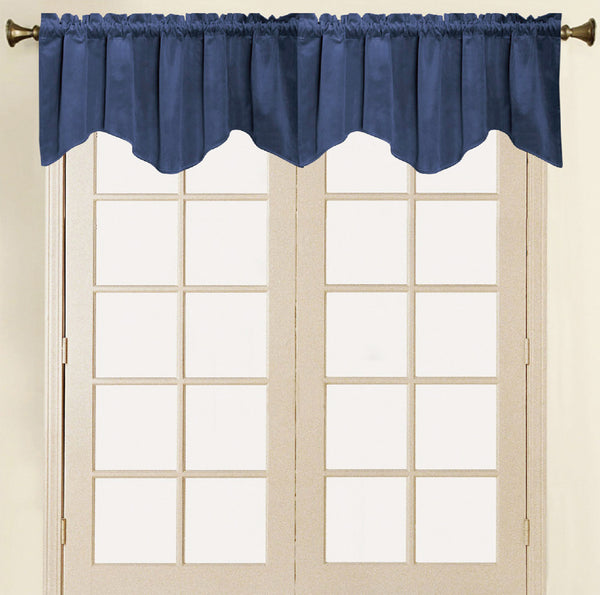 Vera Cruz Velvet Rod Pocket Panel - - Marburn Curtains