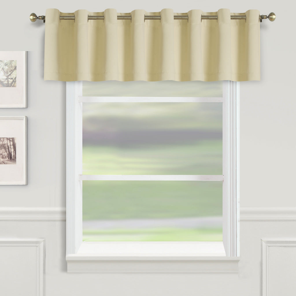 Twilight Grommet Valance