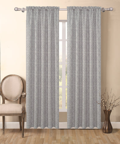"Venetian Rod Pocket Panel 84"" - - Marburn Curtains"