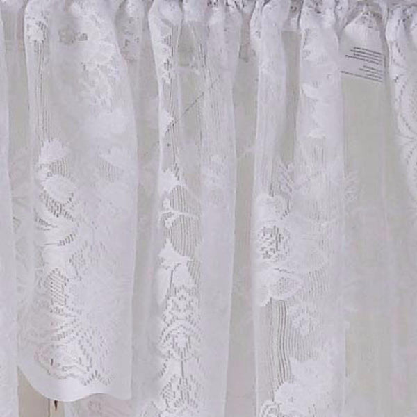 Alison Rod Pocket Lace Panel - - Marburn Curtains