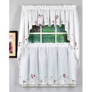 Christine Rod Pocket Tier - - Marburn Curtains