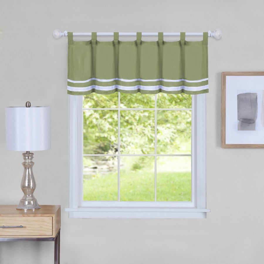 Dakota Tab Top Valance