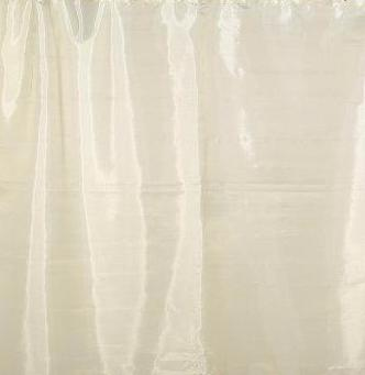 "Extra Wide Fabric Shower Curtain Liner 108""x72"" - Ivory C25656- Marburn Curtains"