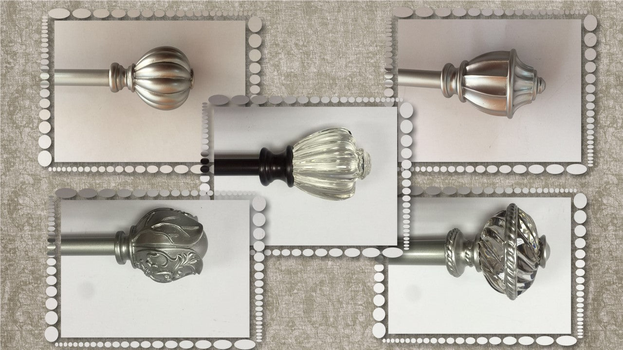Decorative Rods and Hardware