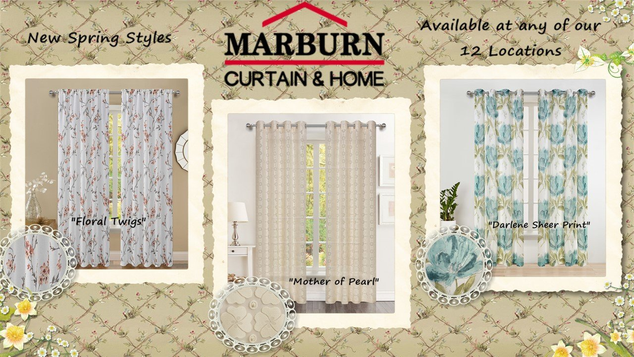 Marburn Curtains