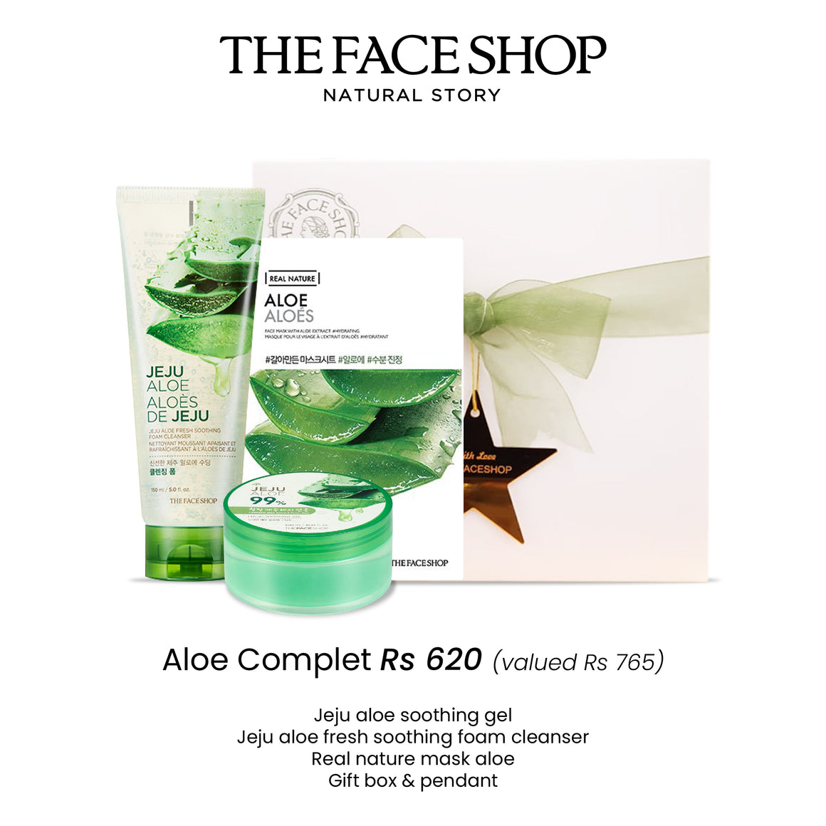 Aloe complet kit