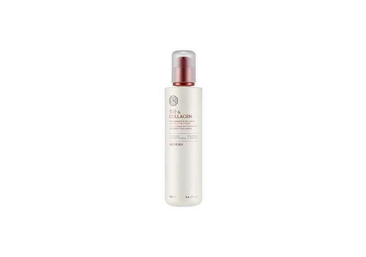 POMEGRANATE AND COLLAGEN VOLUME LIFTING TONER - 160ML