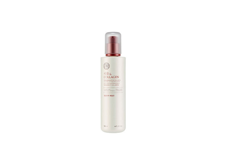 POMEGRANATE AND COLLAGEN VOLUME LIFTING EMULSION - 140 ML