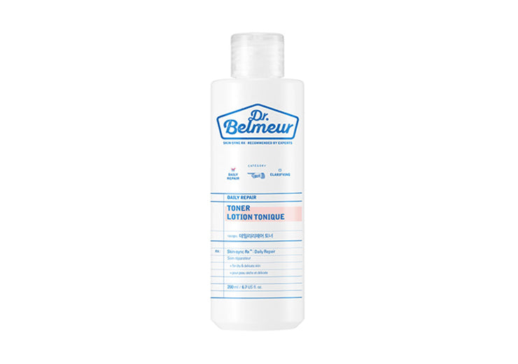 DR.BELMEUR DAILY REPAIR TONER - 200ML