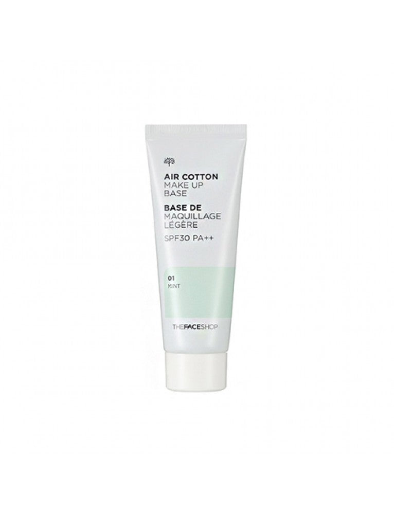 Air Cotton Makeup Base SPF30 PA++ 01 Mint - 40g