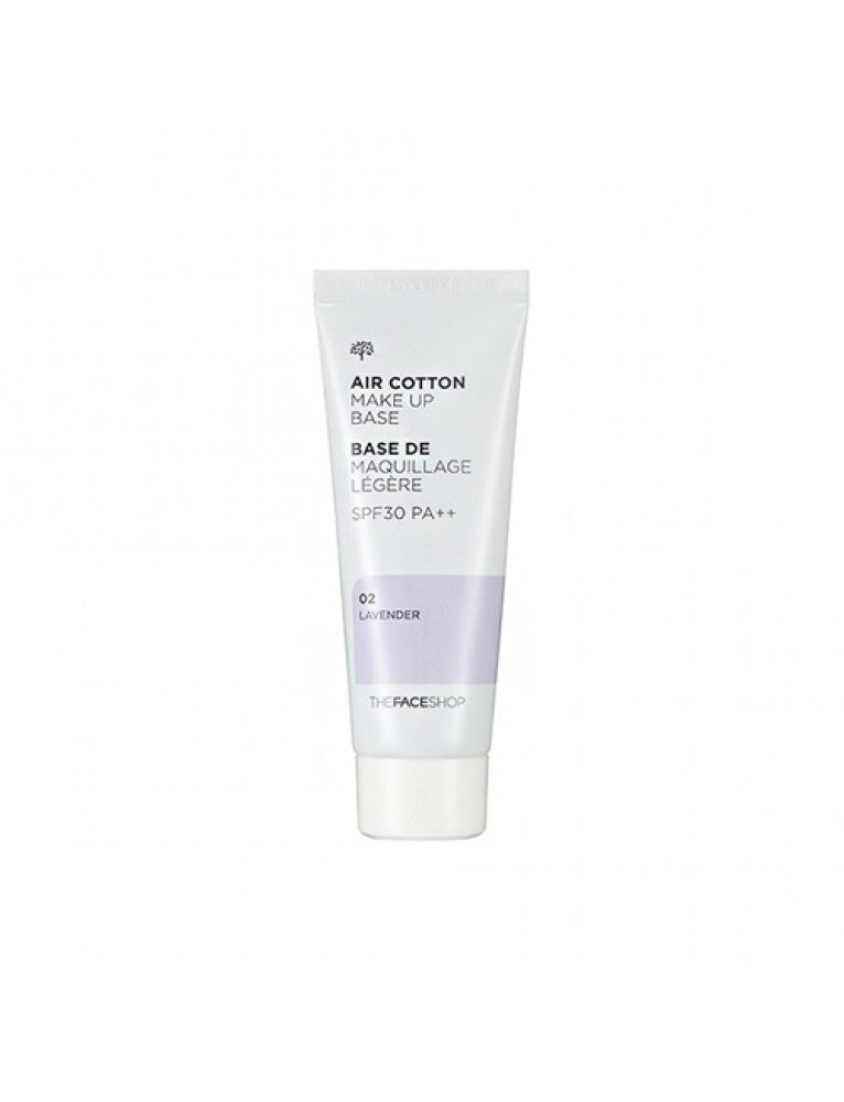 Air Cotton Makeup Base SPF30 PA++ 02 Lavender - 40g