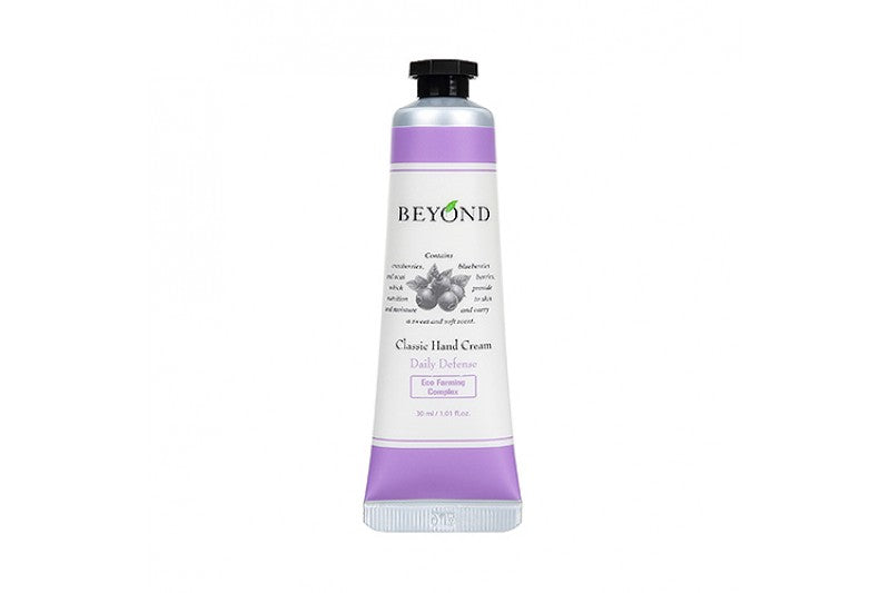BEYOND Classic Hand Cream Daily Defense - 30ml