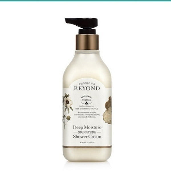 BEYOND DEEP MOISTURE SIGNATURE SHOWER CREAM - 450ML