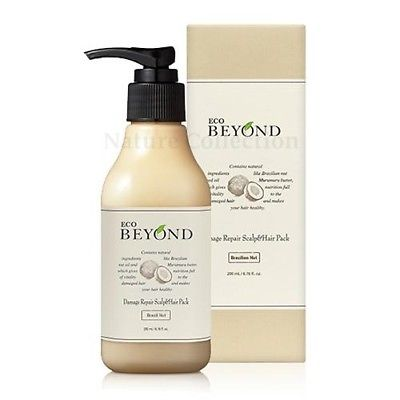 BEYOND DAMAGE REPAIR HAIR & SCALP PACK - 200ML
