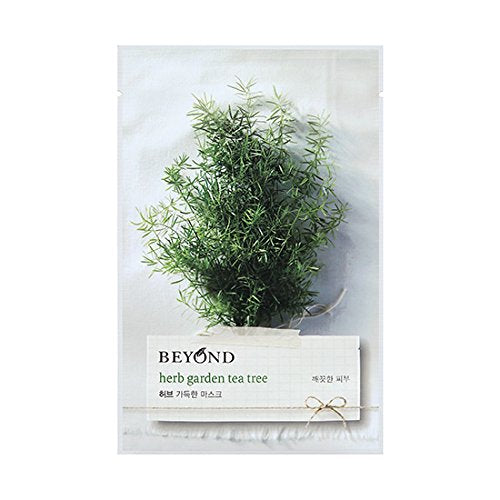 BEYOND HERB DAY GARDEN MASK - TEA TREE - 20G