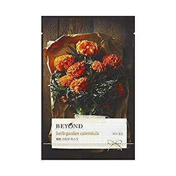 BEYOND HERB DAY GARDEN MASK - CALENDULA - 20G