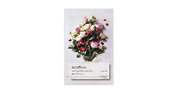 BEYOND HERB DAY GARDEN MASK - ROSE HIP - 20G