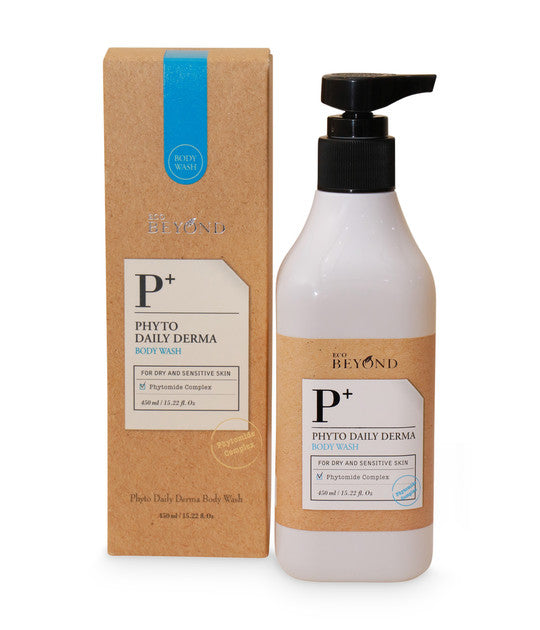 BEYOND PHYTO DAILY DERMA BODY WASH - 450ML