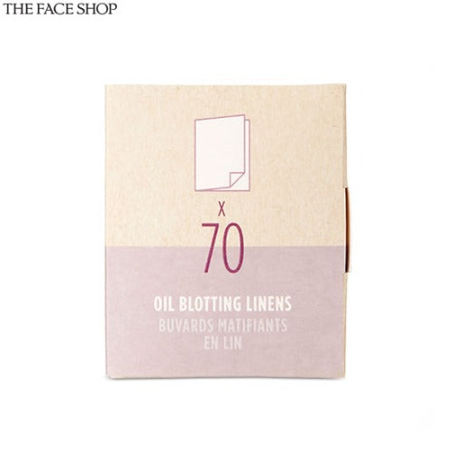 OIL BLOTTING LINENS - 70pcs