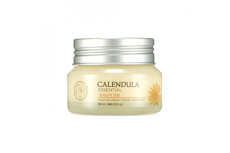CALENDULA ESSENTIAL MOISTURE CREAM - 50ML