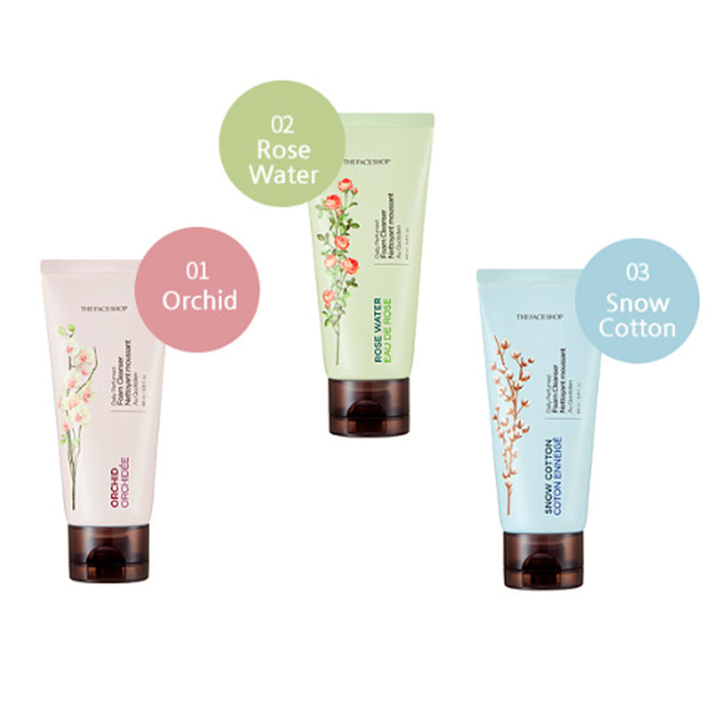 DAILY PERFUMED FOAM CLEANSER ORCHID - 60ml