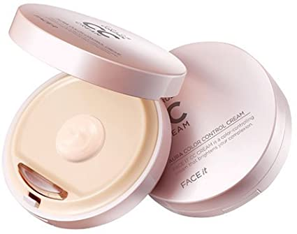 FACE IT CC CREAM SPF30 NATURAL BEIGE