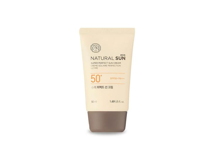 NATURAL SUN ECO SUPER PERFECT SUN CREAM SPF50+ PA+++ - 80 ML