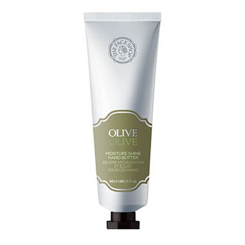 OLIVE MOISTURE SHINE HAND BUTTER - 50ml