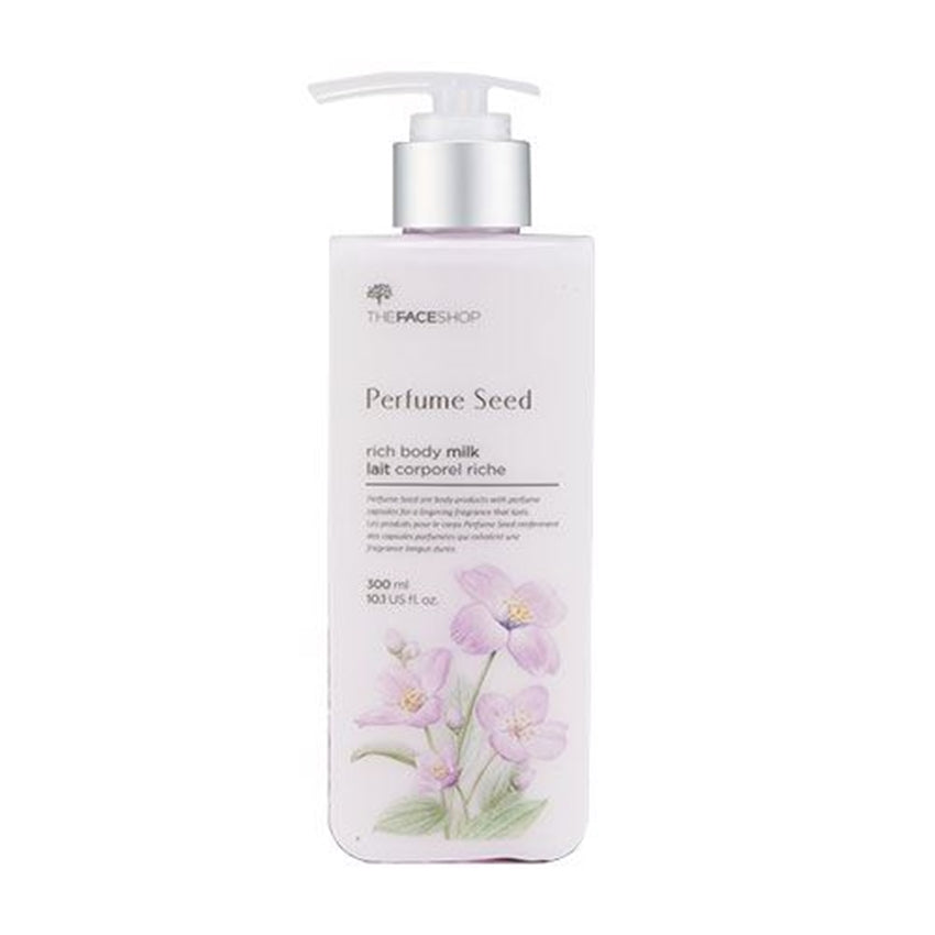 PERFUME SEED RICH BODY MILK - 300ML