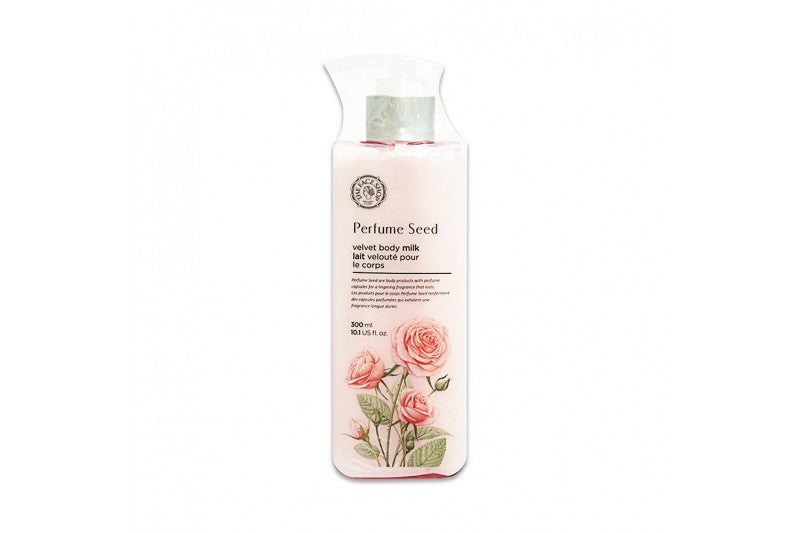 PERFUME SEED VELVET BODY MILK - 300ML