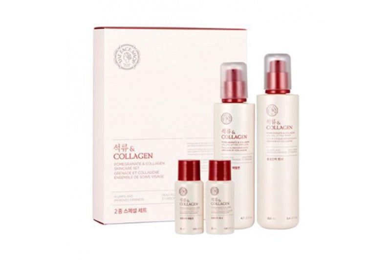 POMEGRANATE & COLLAGEN SKINCARE SET