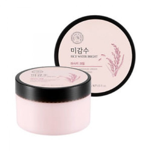 RICE WATER BRIGHT FACIAL MASSAGE CREAM - 200ML