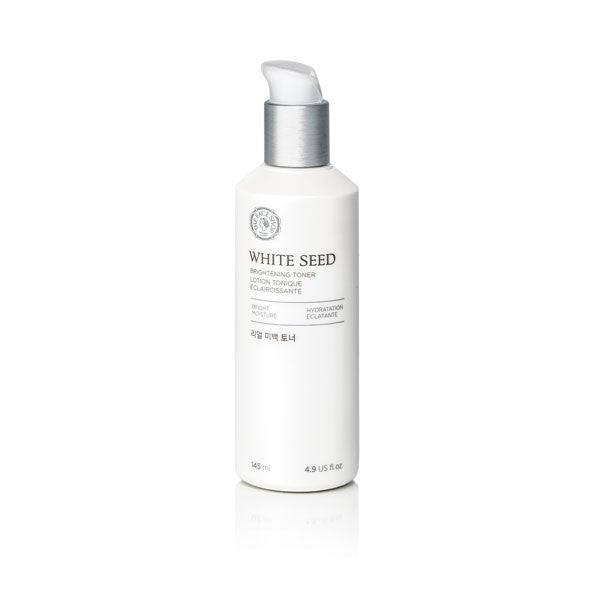 WHITE SEED BRIGHTENING TONER - 160ML