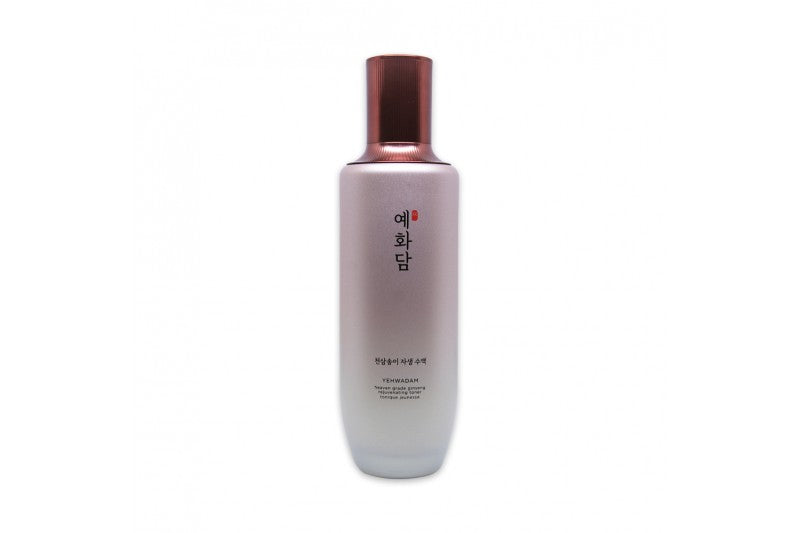 YEHWADAM HEAVEN GRADE GINSENG REJUVENATING TONER - 155ML