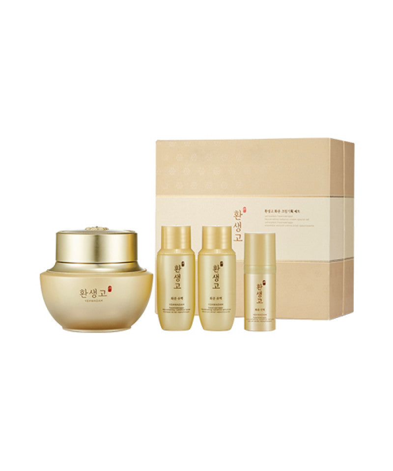 YEHWADAM HWANSAENGGO REJUVENATING CREAM SPECIAL SET