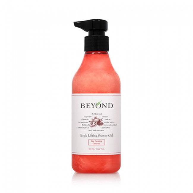 BEYOND BODY LIFTING SHOWER GEL - 450ml